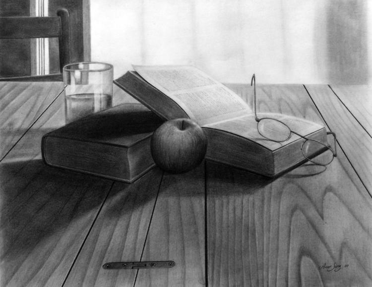 'Books', 2017, ett konstverk av Amer Sari