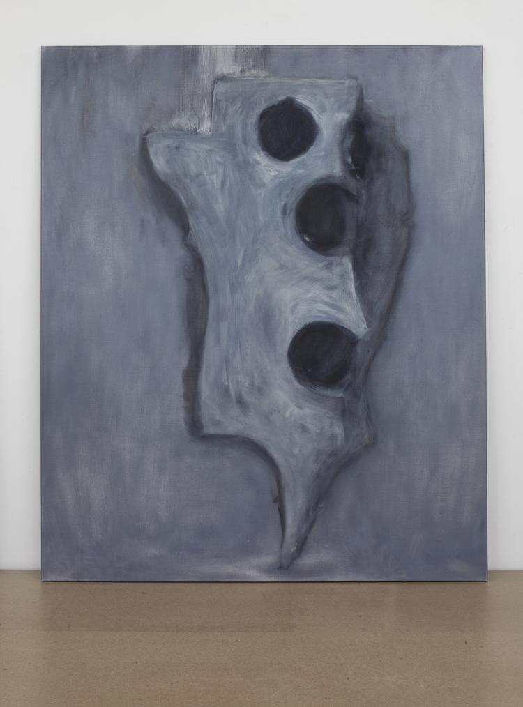 'Fragment 7', 2017, ett konstverk av Marika Markström