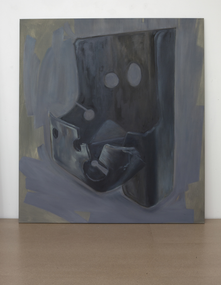 'Materialized mindsets, unconscious ', 2018, ett konstverk av Marika Markström