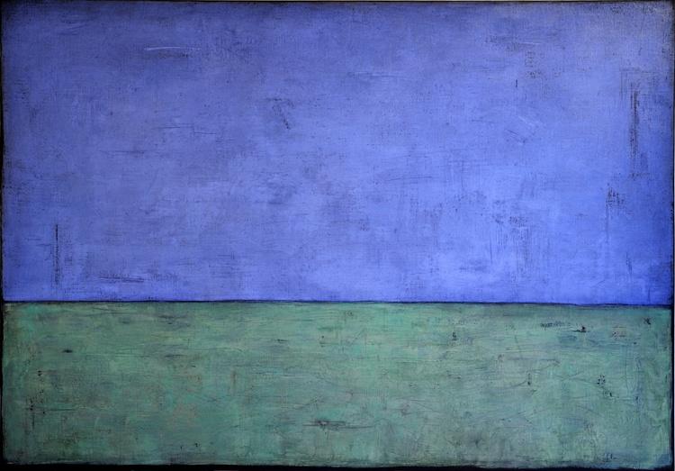'Horizon', 2017, ett konstverk av Anna Löwdin