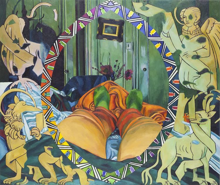'The Seventh Day', 2016, ett konstverk av Erla S. Haraldsdóttir
