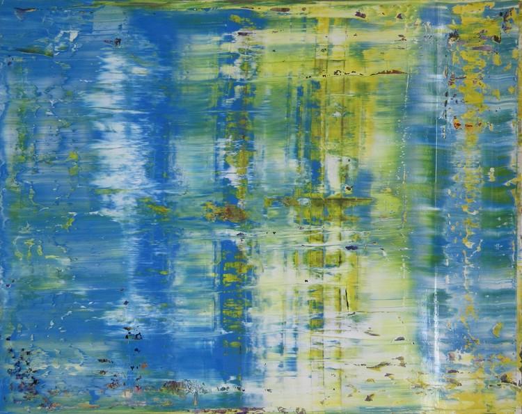 'Abstract [298]', 2018, ett konstverk av Anna Rosenbäck