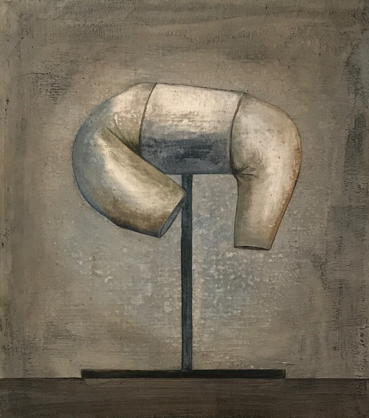'Form I', 2017, ett konstverk av Sergio Perea Jerez