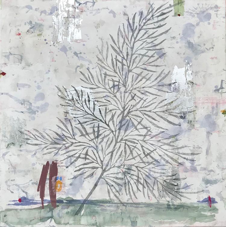 'Note For John Cage ', 2018, ett konstverk av Jet-te L Ranning