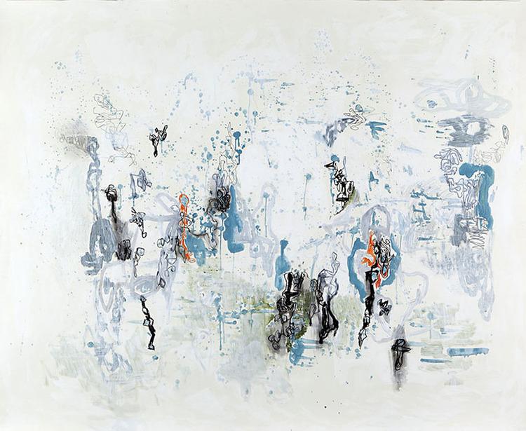 'Motljus', 2019, ett konstverk av Marianne Tan
