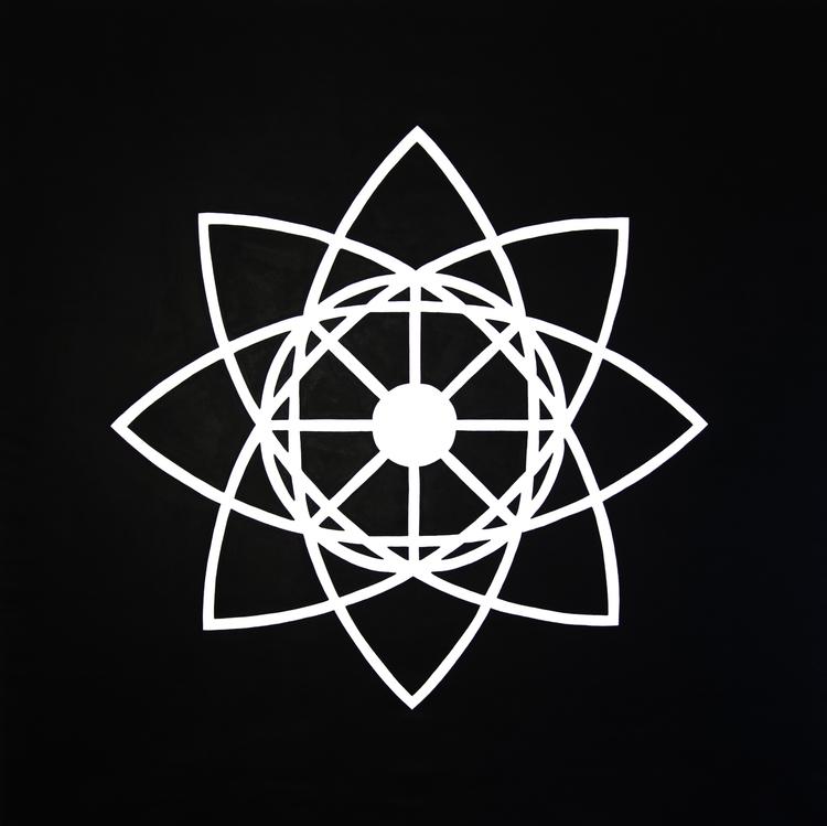 'Sun', 2015, ett konstverk av Hannes Eklind