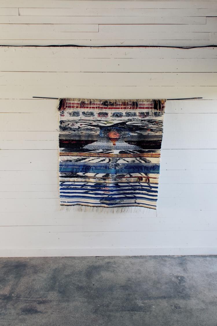 'Om jag lever än, Undrar du', 2018, ett konstverk av Josefin Gäfvert