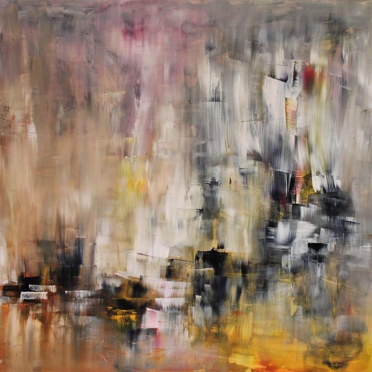 'Dagbrott', 2019, ett konstverk av Ulla Maria Johanson