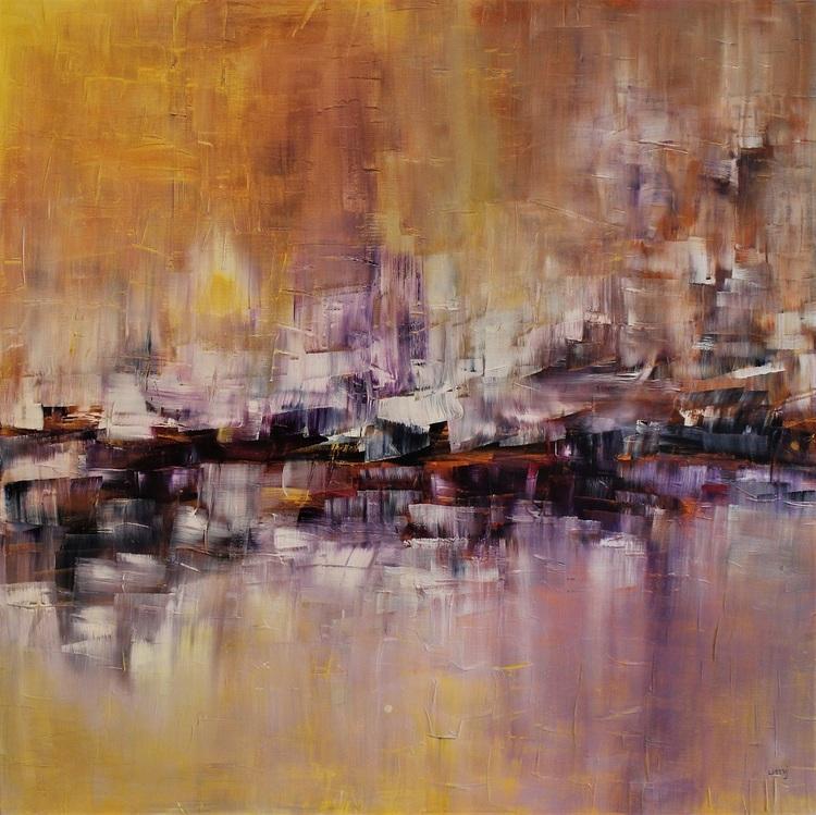 'Auktion', 2019, ett konstverk av Ulla Maria Johanson