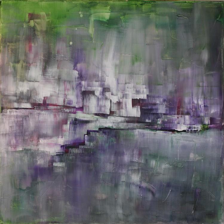 'Parhus', 2019, ett konstverk av Ulla Maria Johanson