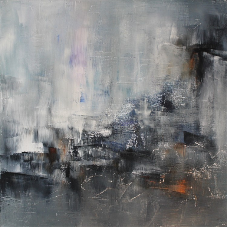 'Återbruk', 2019, ett konstverk av Ulla Maria Johanson