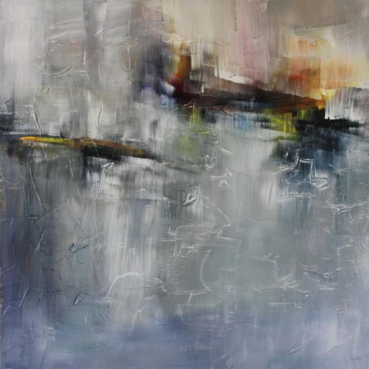 'Fristad', 2019, ett konstverk av Ulla Maria Johanson