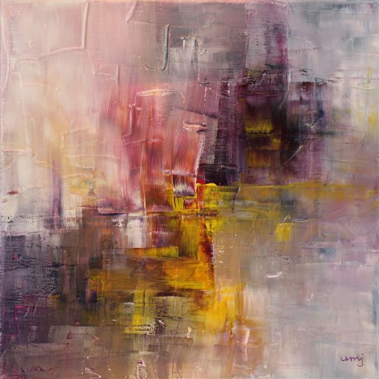 'Brännpunkt', 2019, ett konstverk av Ulla Maria Johanson