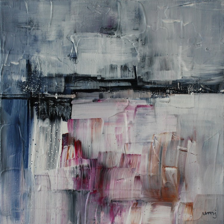 'Skuggspel', 2019, ett konstverk av Ulla Maria Johanson