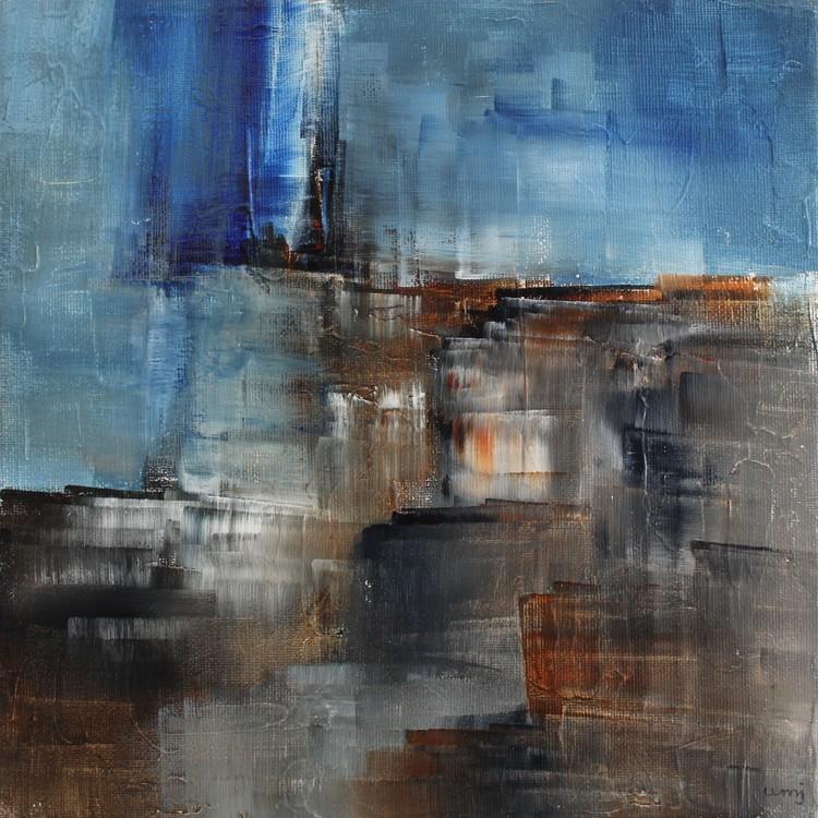 'Upphöjt', 2019, ett konstverk av Ulla Maria Johanson
