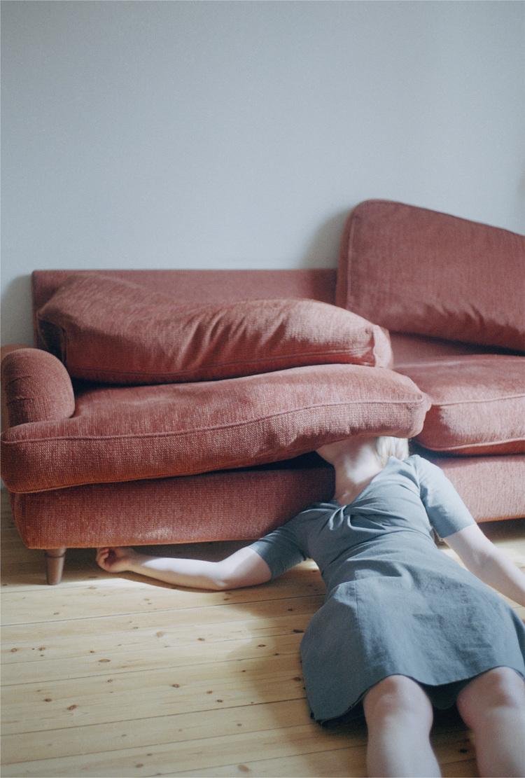 'I Know Places', 2015, ett konstverk av Elsa Gregersdotter