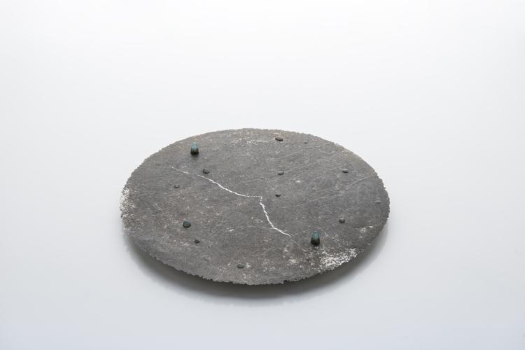 'Moon Drawing, 4', 2017, ett konstverk av Kira Phoenix K'inan