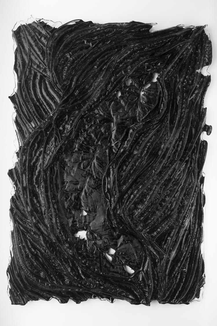 'The Heart's Invisible Furies, 1', 2017, ett konstverk av Kira Phoenix K'inan