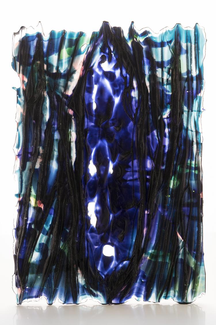 'The Heart's Invisible Furies, 2', 2017, ett konstverk av Kira Phoenix K'inan
