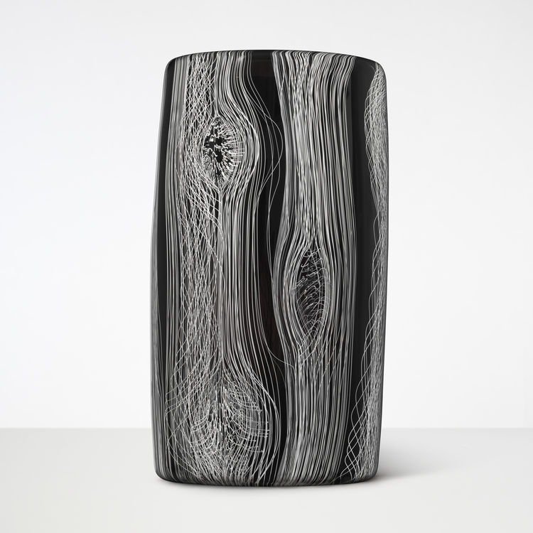 'THREADS XIII', 2017, ett konstverk av Ann Wåhlström