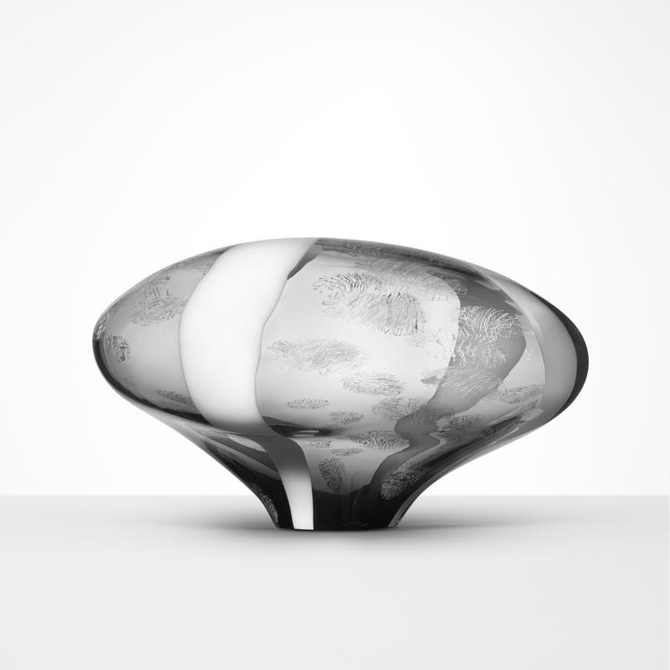 'STONE V', 2017, ett konstverk av Ann Wåhlström