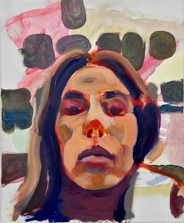 'Eva', 2019, ett konstverk av Victoria West