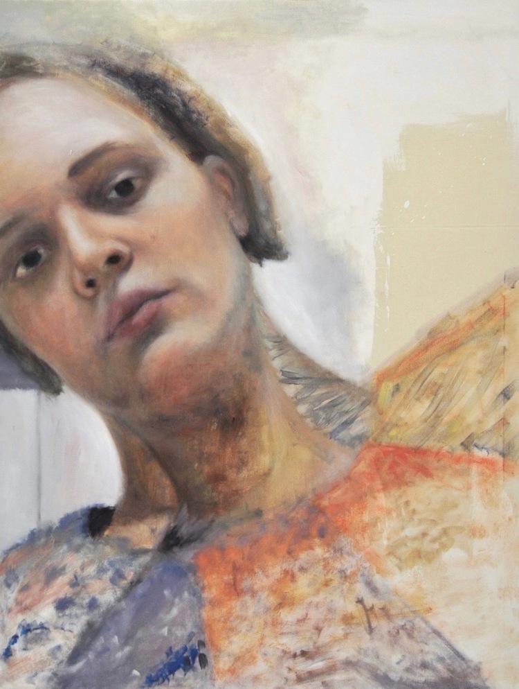 'My Lost Body', 2017, ett konstverk av Victoria West
