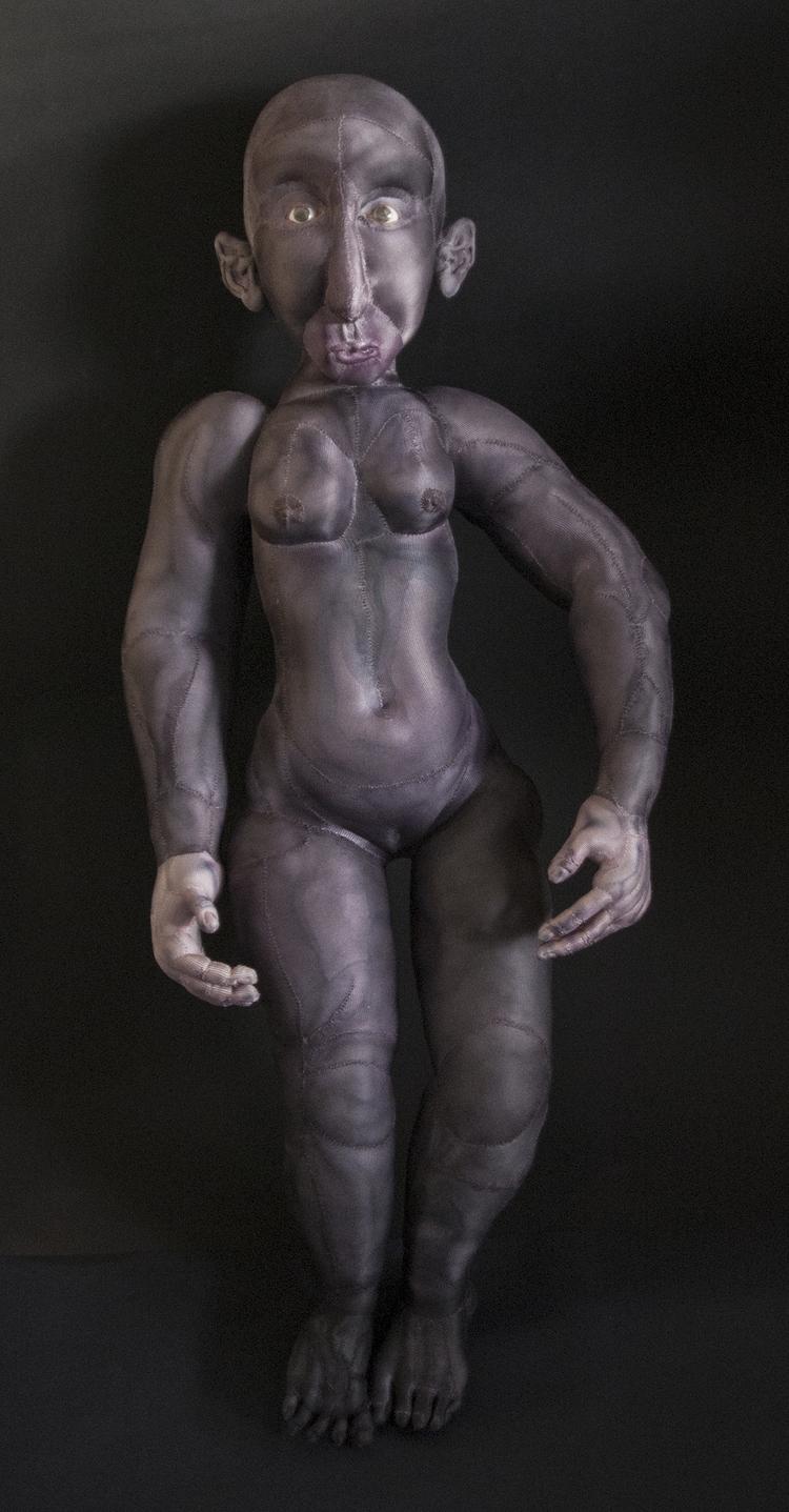 'Dolly II', 2014, ett konstverk av Kristina Skantze
