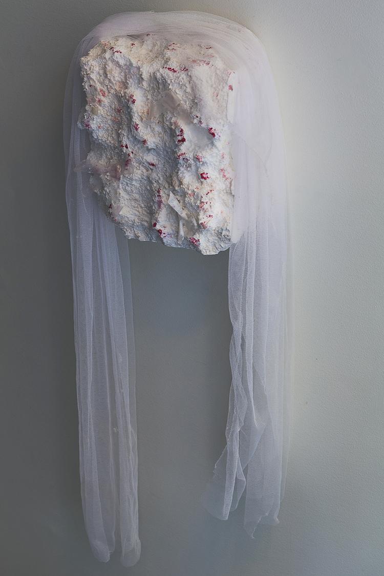 'Selfportrait', 2019, ett konstverk av Giulia Cairone