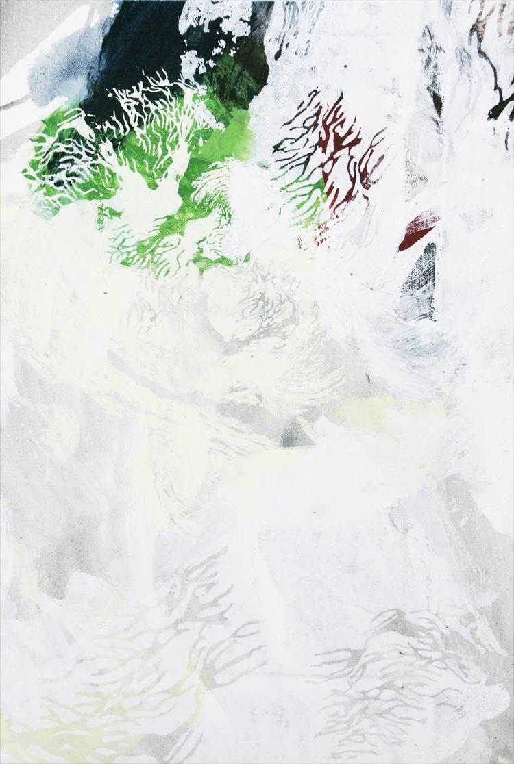 'SWM #66', 2016, ett konstverk av Amélie Ducommun