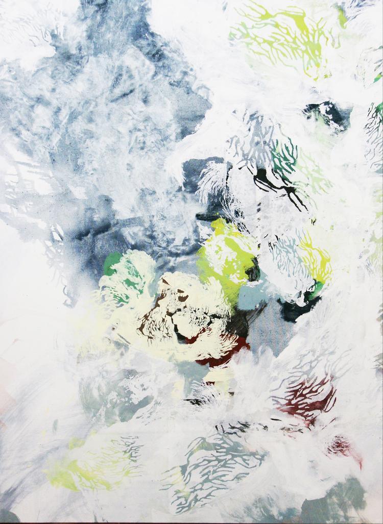 'SWM #62', 2016, ett konstverk av Amélie Ducommun