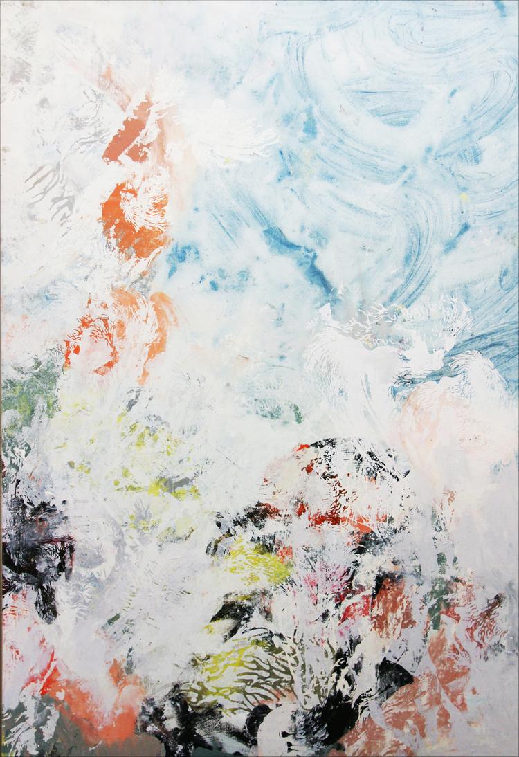 'SWM #73', 2016, ett konstverk av Amélie Ducommun