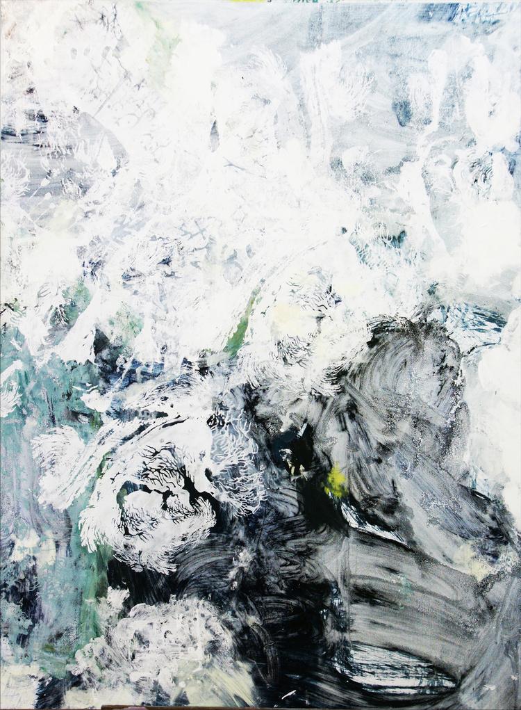 'SWM #76', 2016, ett konstverk av Amélie Ducommun