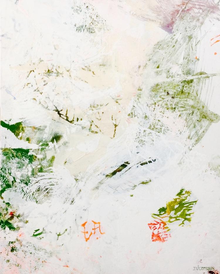 'UM #38', 2017, ett konstverk av Amélie Ducommun