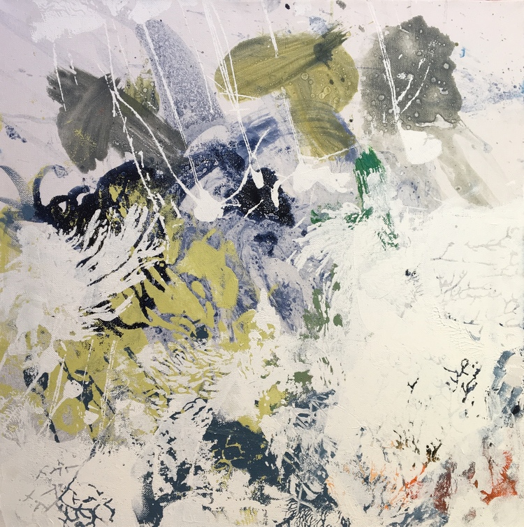 'UM #64', 2017, ett konstverk av Amélie Ducommun