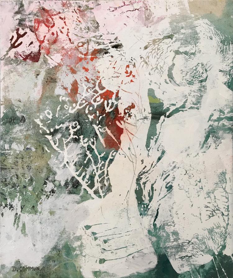 'UM #26', 2017, ett konstverk av Amélie Ducommun