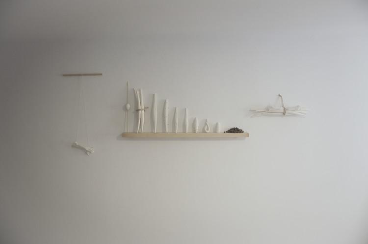 'Los 2/3 en el todo', 2018, ett konstverk av María Mrntrd (Moreno Tirado)