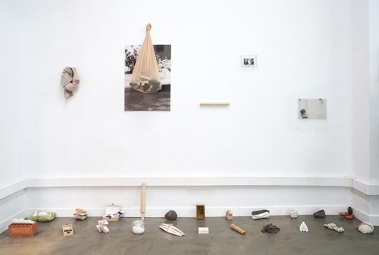 'El Patio', 2019, ett konstverk av María Mrntrd (Moreno Tirado)