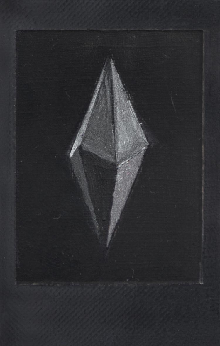 'Order III', 2019, ett konstverk av Magda Delgado