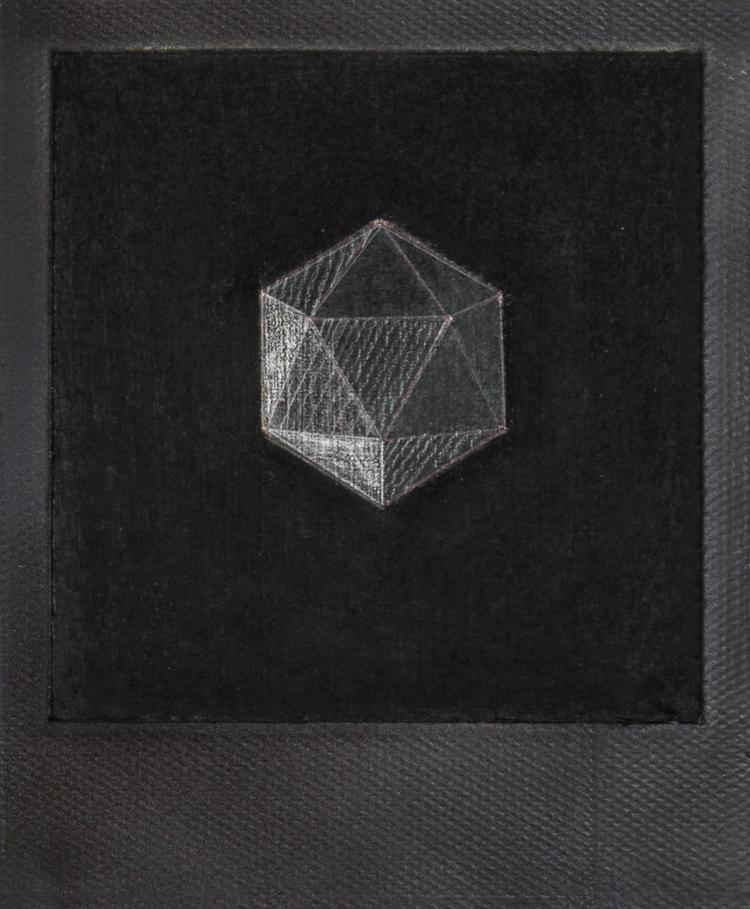 'Order IV', 2019, ett konstverk av Magda Delgado