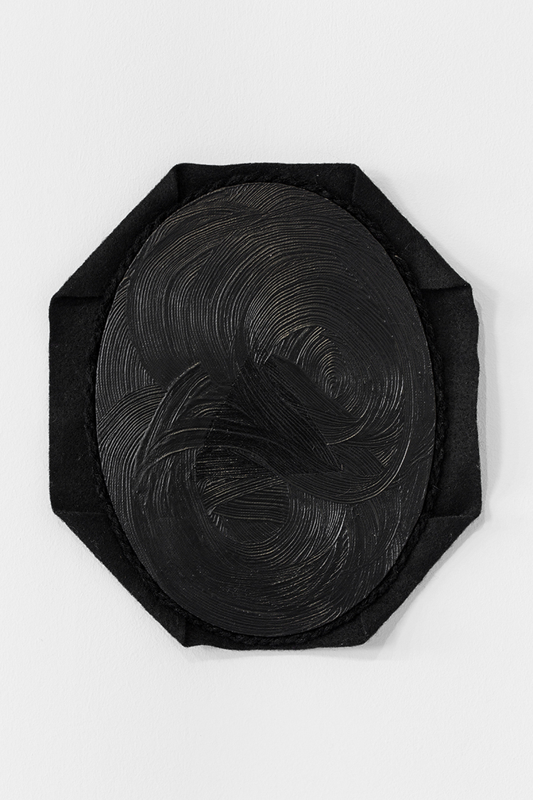 'Order and Chaos', 2019, ett konstverk av Magda Delgado