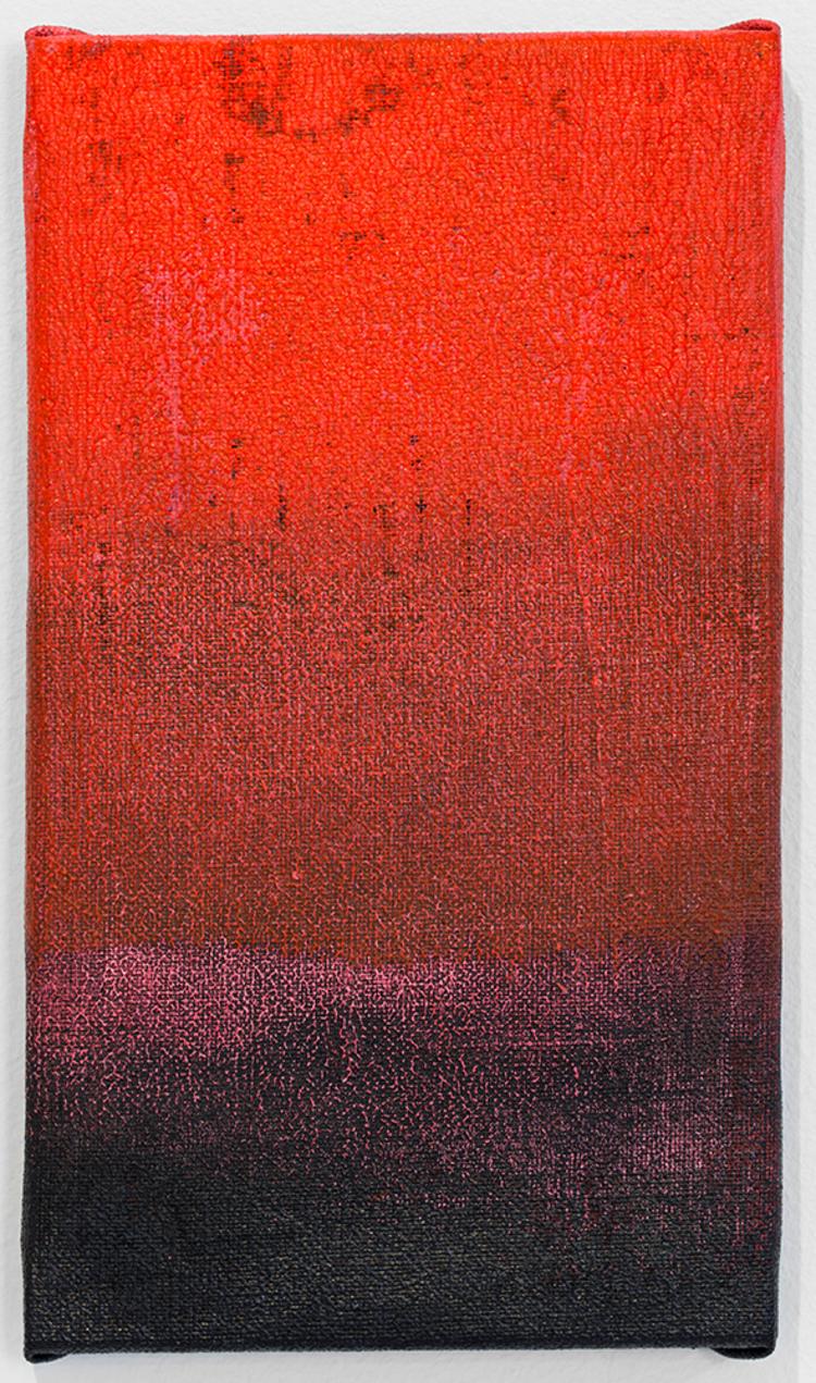'Aurora I', 2019, ett konstverk av Magda Delgado