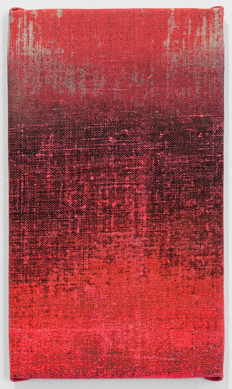 'Aurora II', 2019, ett konstverk av Magda Delgado
