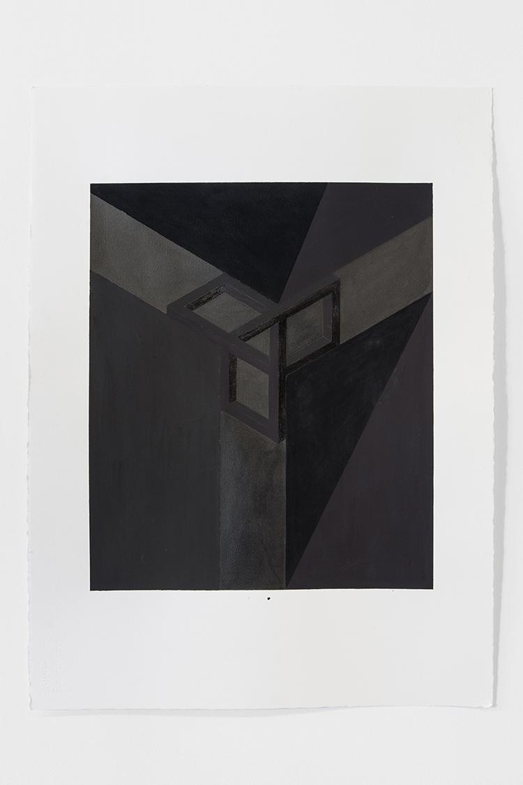 'Chaos I', 2019, ett konstverk av Magda Delgado