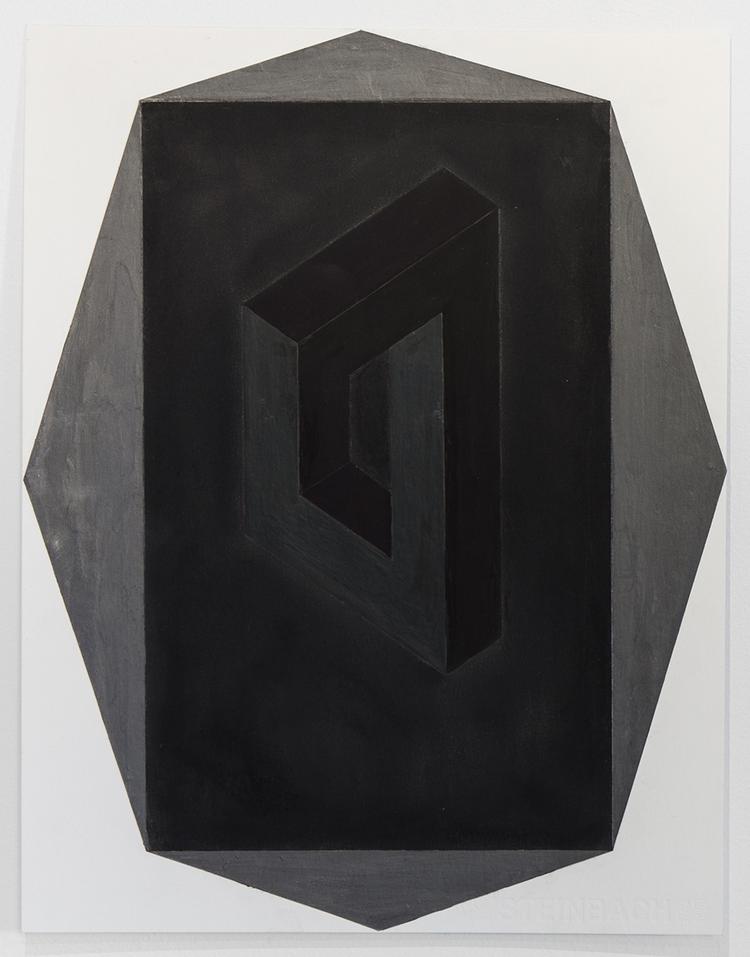 'Chaos II', 2019, ett konstverk av Magda Delgado