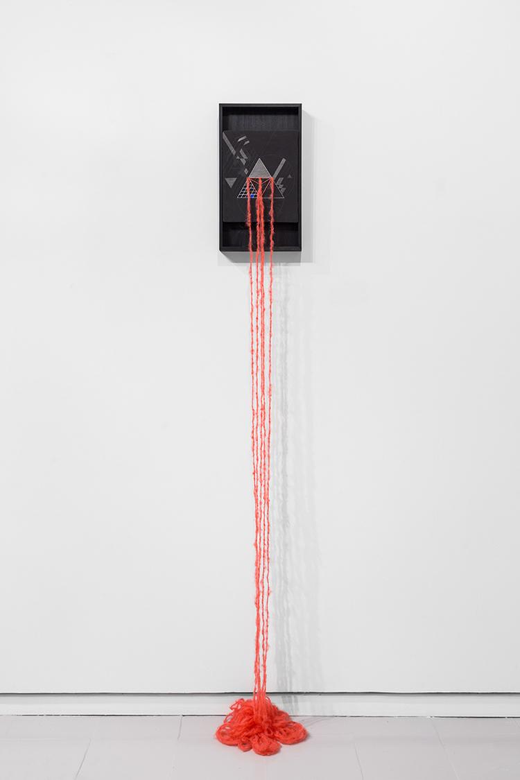 'Origin', 2019, ett konstverk av Magda Delgado