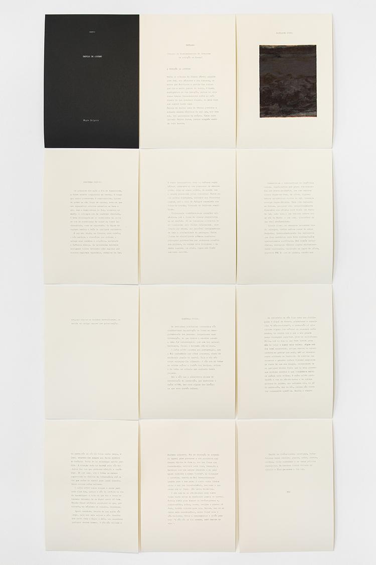 'After the Abyss', 2019, ett konstverk av Magda Delgado