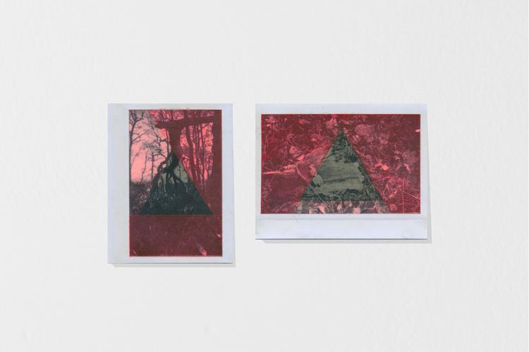 'The Last Black', 2019, ett konstverk av Magda Delgado