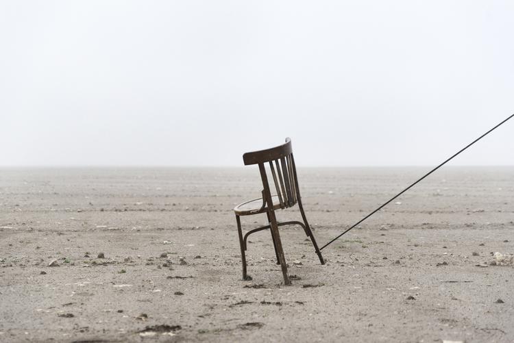 'The Last One / El último', 2018, ett konstverk av Gema Rupérez