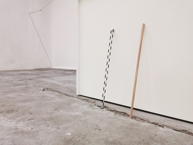 'Untitled', 2019, ett konstverk av Carlos Mensil